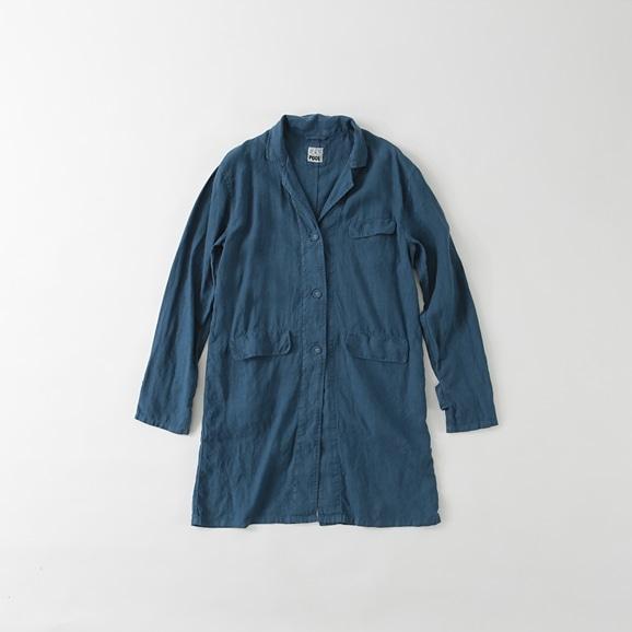 【写真】POOL いろいろの服 アトリエコート ブルー