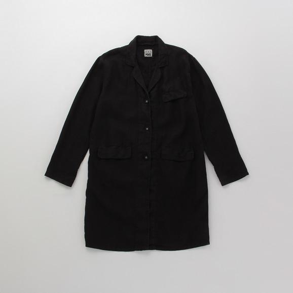 【写真】POOL いろいろの服 アトリエコート ブラック