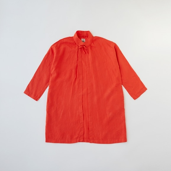 【写真】POOL いろいろの服 コート ヴィヴィッドレッド