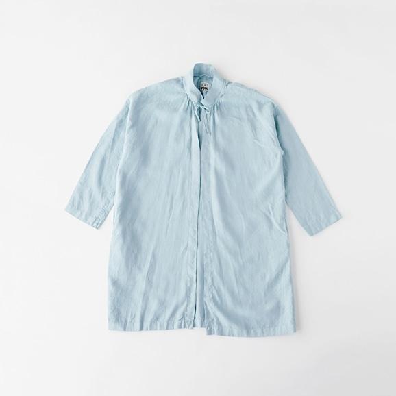 【写真】POOL いろいろの服 コート ライトブルー