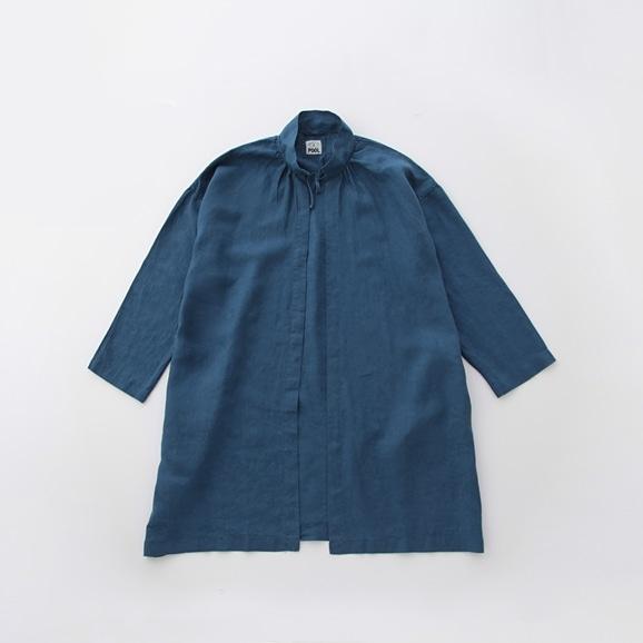【写真】POOL いろいろの服 コート ブルー