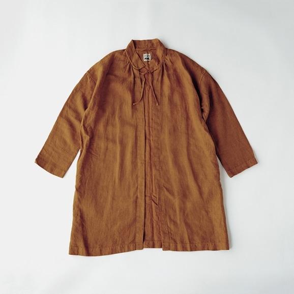【写真】POOL いろいろの服 コート ブラウン