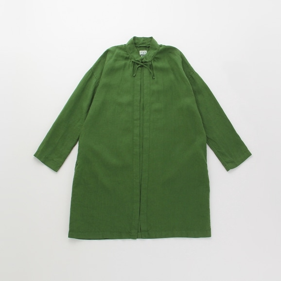 【写真】POOL いろいろの服 コート アイビーグリーン