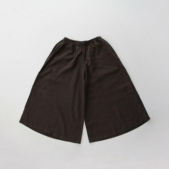 【写真】POOL いろいろの服 ワイドパンツ チャコール