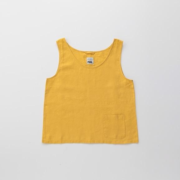 【写真】POOL いろいろの服 タンクトップ イエロー