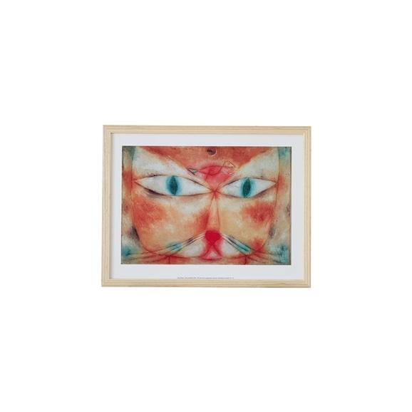 【写真】パウル・クレー 「Cat」
