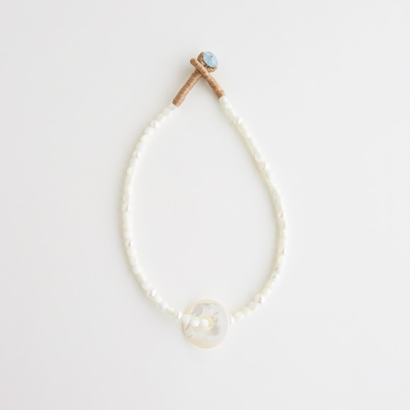 【写真】sai Necklace Shell
