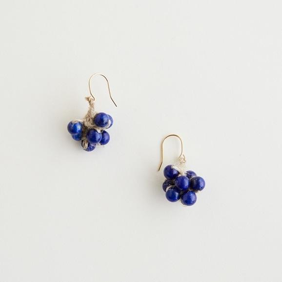 【写真】sai Pierce Lapis Lazuli