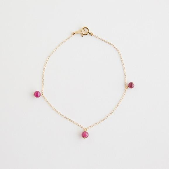 【写真】sai Bracelet Ruby