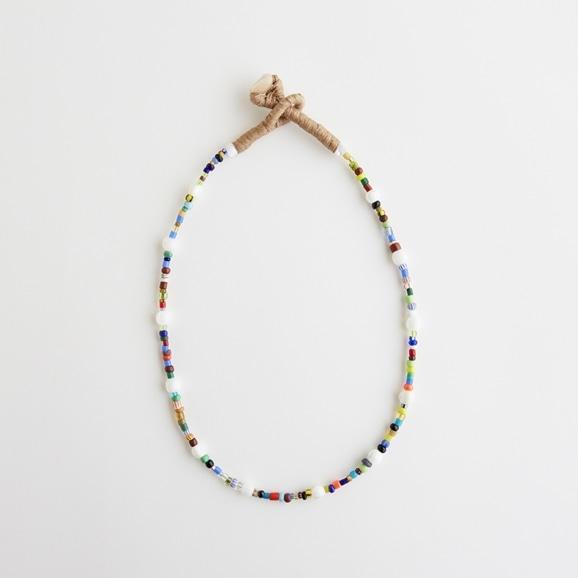 【写真】sai Necklace Vintage Beads & Mother of Pearl