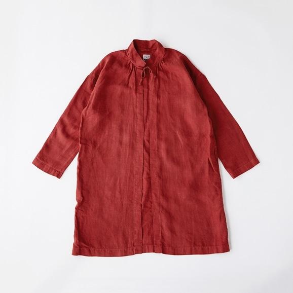 【写真】POOL いろいろの服 コート レッド