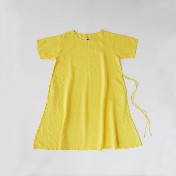 【写真】POOL いろいろの服 ワンピース シトラスイエロー