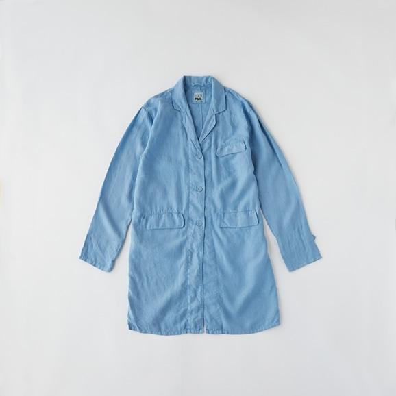 【写真】POOL いろいろの服 アトリエコート スカイブルー