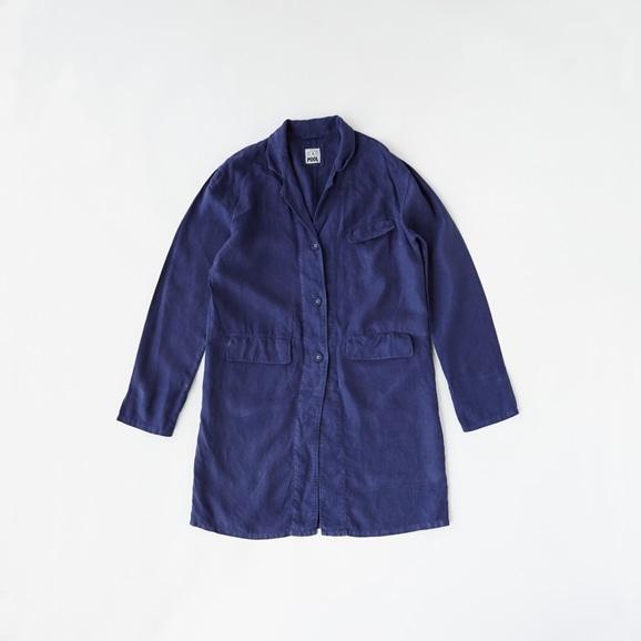 【写真】POOL いろいろの服 アトリエコート コスモスブルー