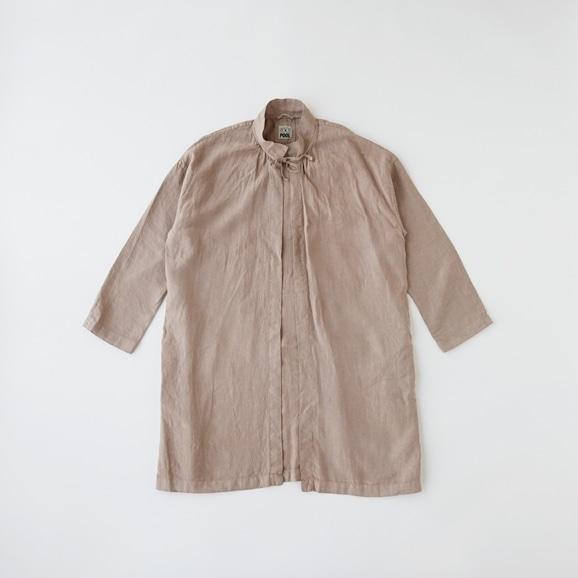 【写真】POOL いろいろの服 コート サンド