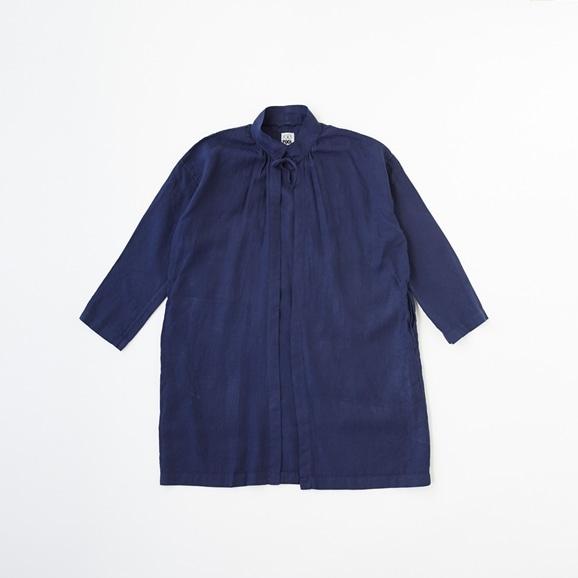 【写真】POOL いろいろの服 コート コスモスブルー