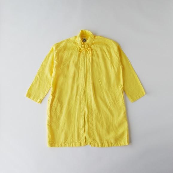 【写真】POOL いろいろの服 コート シトラスイエロー