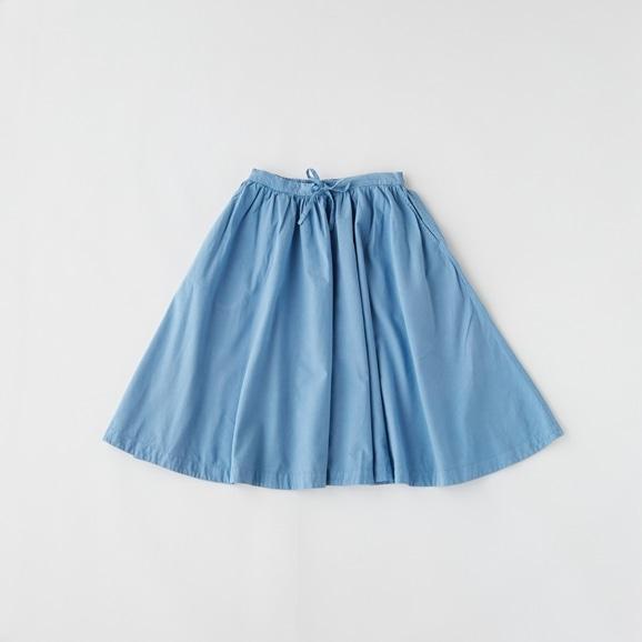 【写真】POOL いろいろの服 スカート スカイブルー