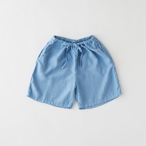 【写真】POOL いろいろの服 ショートパンツ スカイブルー