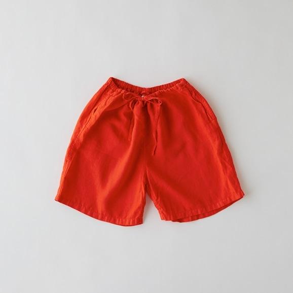 【写真】POOL いろいろの服 ショートパンツ ヴィヴィッドレッド