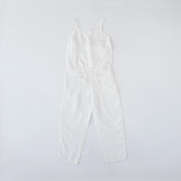 【写真】POOL いろいろの服 オールインワン ホワイト
