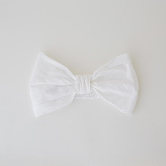 【写真】POOL いろいろの服 ヘアバンド ホワイト