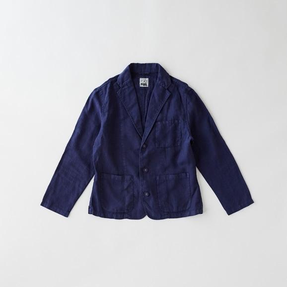 【写真】POOL いろいろの服 ジャケット レディス コスモスブルー
