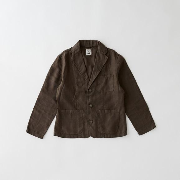 【写真】POOL いろいろの服 ジャケット レディス チャコール