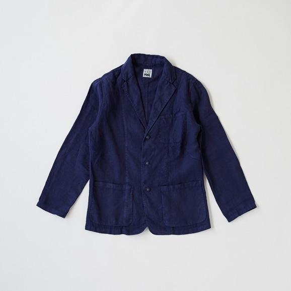 【写真】POOL いろいろの服 ジャケット メンズ コスモスブルー