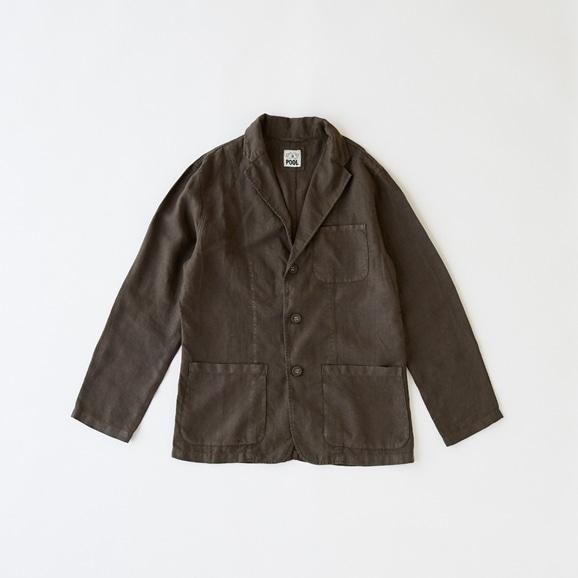 【写真】POOL いろいろの服 ジャケット メンズ チャコール