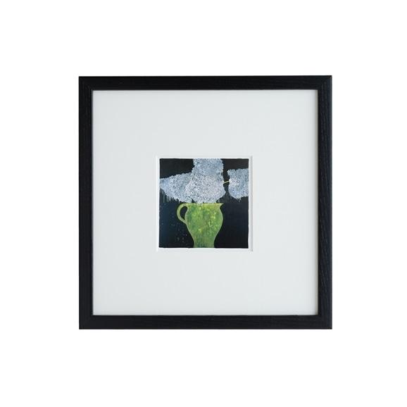 【写真】ドナルド・サルタン 「hydrangea in a green pot」