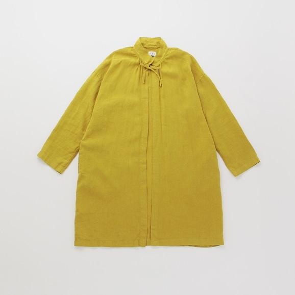 【写真】POOL いろいろの服 コート サフランイエロー