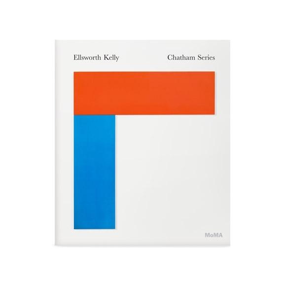【写真】エルズワース・ケリー 「Chatham Series」