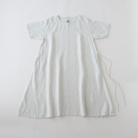 【写真】POOL いろいろの服 ワンピース ストライプ ライトブルー
