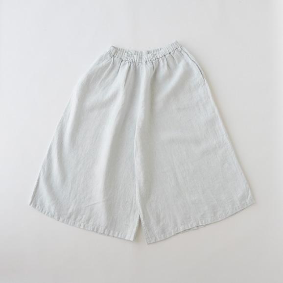 【写真】POOL いろいろの服 ワイドパンツ ストライプ ライトブルー