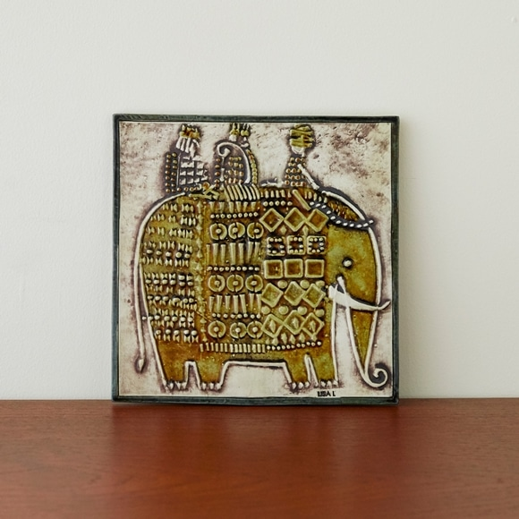 【写真】Lisa Larson Unik Elephant