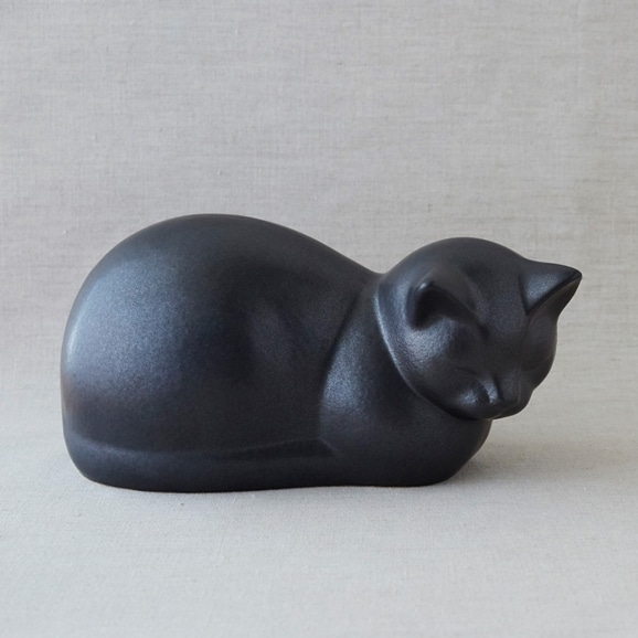 【写真】【定番品】Lisa Larson Cat Moses Black