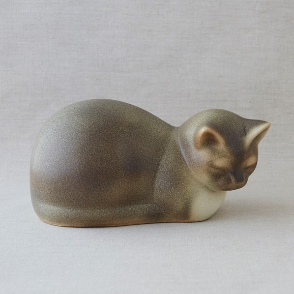 【写真】【定番品】Lisa Larson Cat Moses Gray