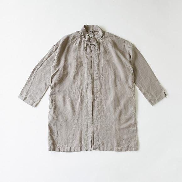 【写真】POOL いろいろの服 コート ミディアムグレー