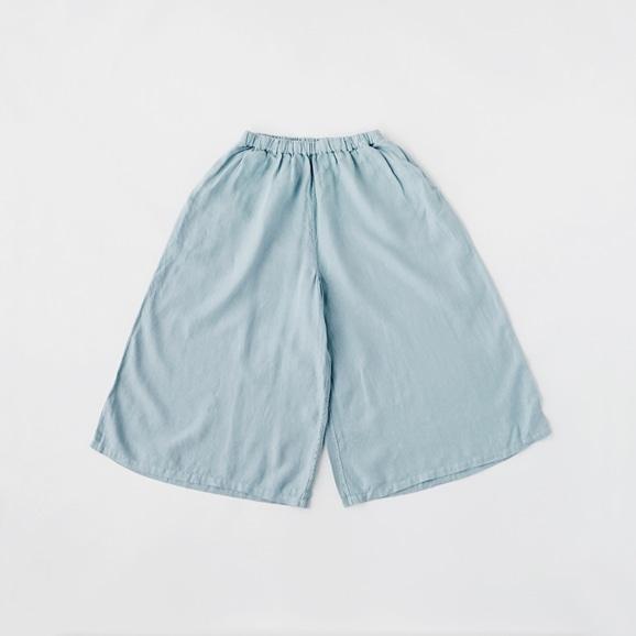 【写真】【旧仕様】POOL いろいろの服 ワイドパンツ ライトブルー