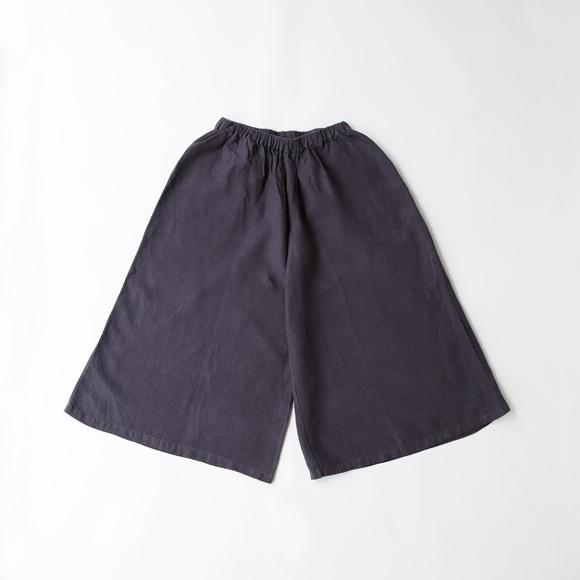 【写真】【旧仕様】POOL いろいろの服 ワイドパンツ グレー