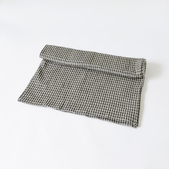 【写真】linoo ワッフル ブランケット