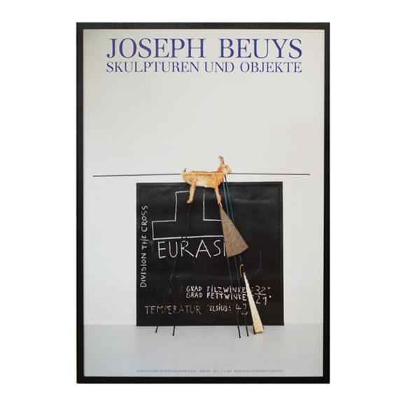 【写真】ヨーゼフ・ボイス 「Skulpturen & Objekte 1988」