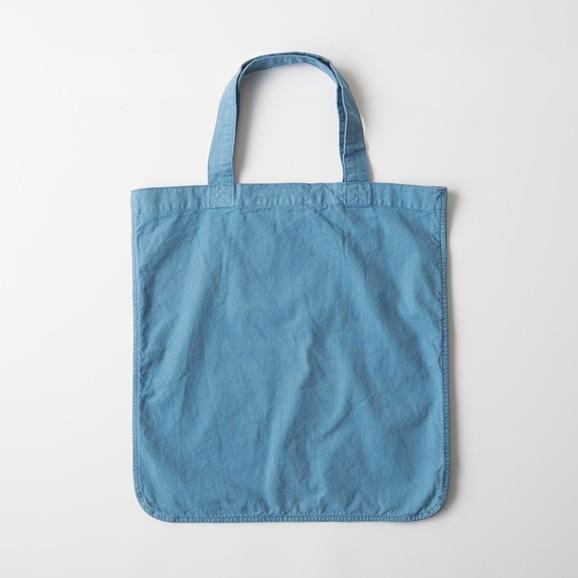 【写真】POOL いろいろの服 トートバッグ  ブルーグレー