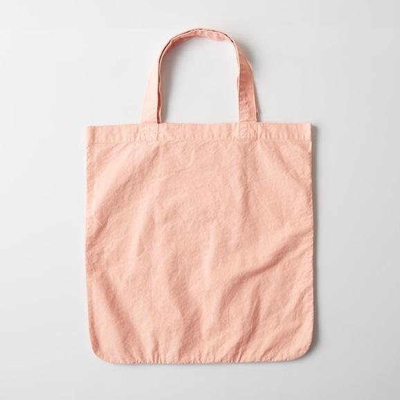 【写真】POOL いろいろの服 トートバッグ  ピンクベージュ