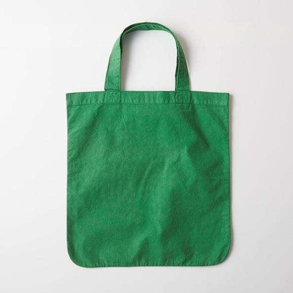 【写真】POOL いろいろの服 トートバッグ  グラスグリーン