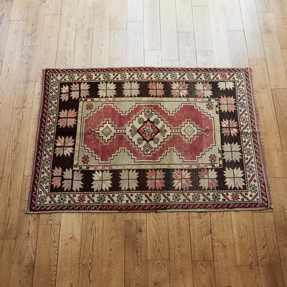【写真】【一点物】トルコ絨毯 175×120 【1184】