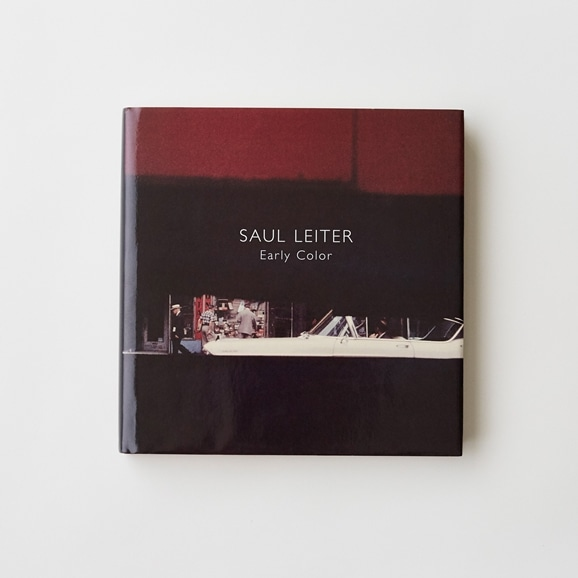 【写真】SAUL LEITER Early Color