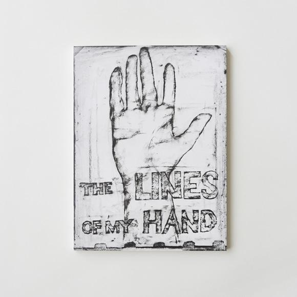【写真】Robert Frank THE LINES OF MY HAND