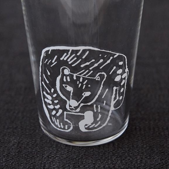 【写真】マッティ・ピックヤムサ グラス bear